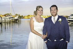 professional wedding photography sarasota yacht club