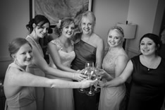 professional wedding photographer sarasota yacht club