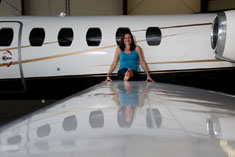 private plane engagement shoot tampa, professional wedding photographer tampa, avstatmedia,