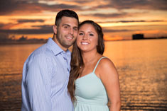 professional engagement photography, cypress point park, professional photographer tampa,