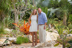 professional engagement photography, marie selby gardens, professional photographer tampa,
