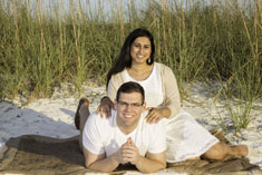 sand key beach, engagement photography, tampa photographer, professional engagement photography sand key beach, bridal photography,