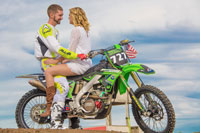 Sunshine Moto Engagement Photographey, avstatmedia, professional photographer tampa,