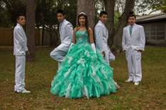 Tampa quince photographer
