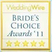 wedding Wire Brides Choice Award 2011