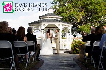Davis Island Garden Club Professional Photographer Tampa Wedding Photography Videographer